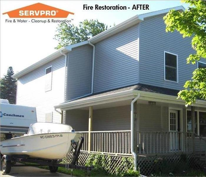 specialized fire and water damage cleanup and restoration training After