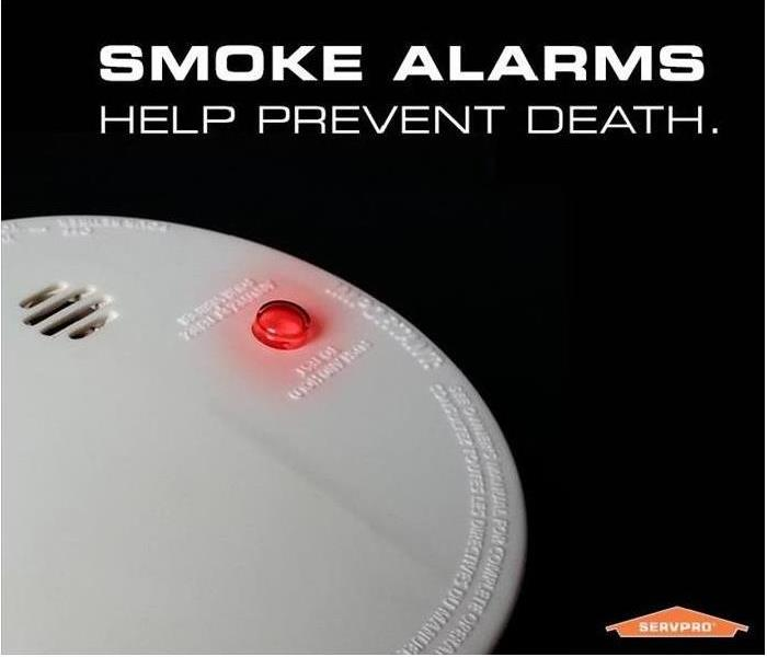 Fire Damage SMOKE ALARMS SAVE LIVES: HERE'S WHAT YOU SHOULD KNOW