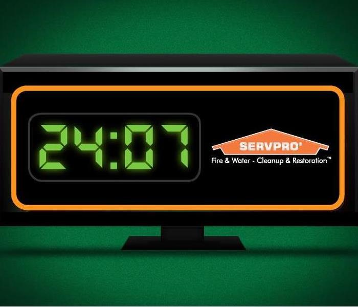 Why SERVPRO The Most Important Call