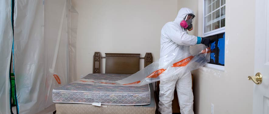 Friendswood, TX biohazard cleaning