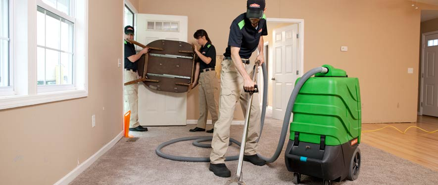Friendswood, TX residential restoration cleaning